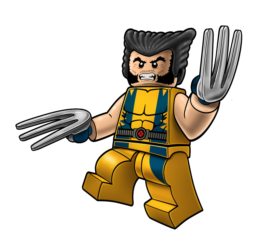 svg free download Vector baby wolverine. Marvel lego clip art