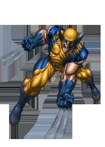banner free stock Wolverine clipart. Clip art wesomeness hero