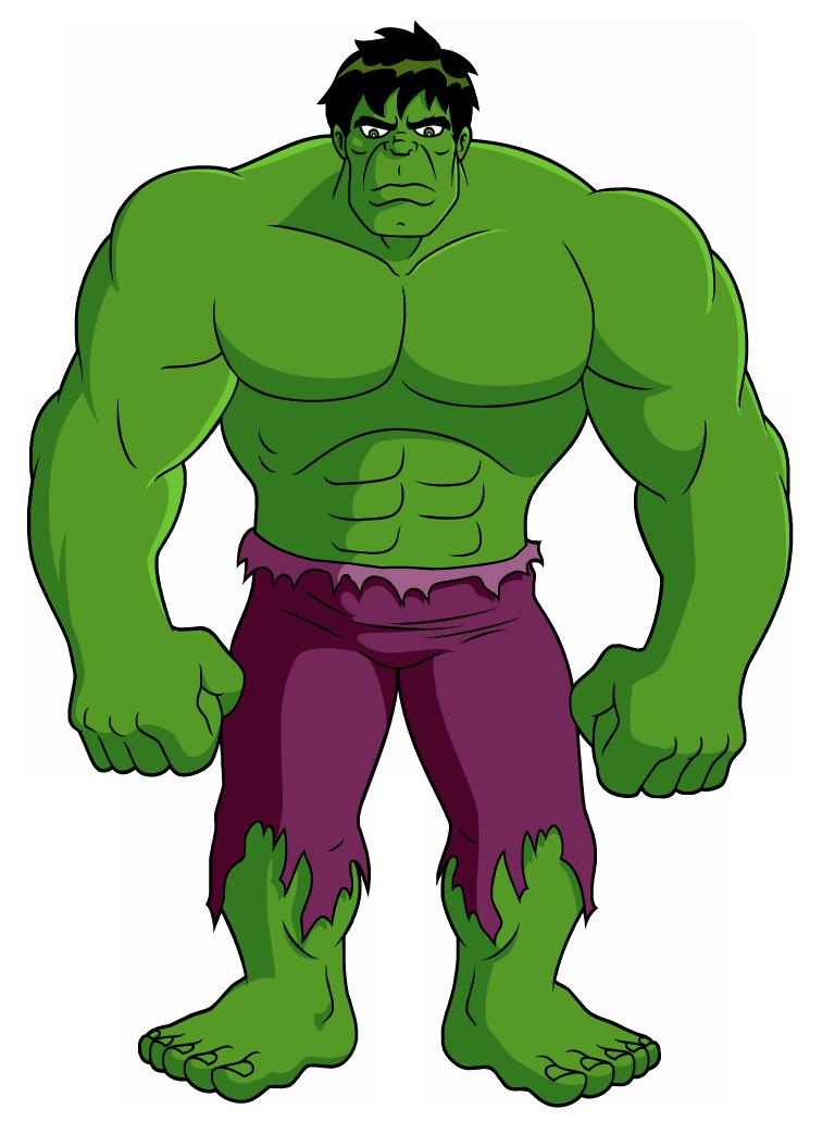 vector royalty free stock Hulk clipart black and white. Disney clip art wesomeness