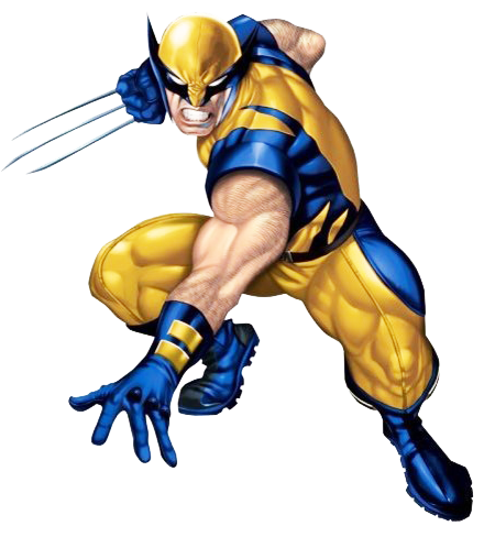 vector freeuse library wolverine xmen