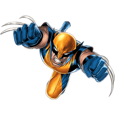 clipart free library Wolverine Standing transparent PNG