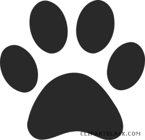 png freeuse stock Wolverine Paw Print Clipart