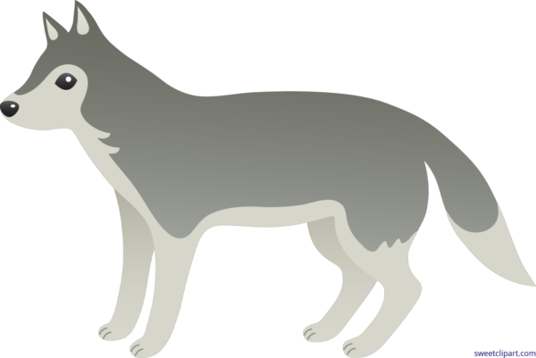 vector transparent library Puppy wolf free on. Wolves clipart