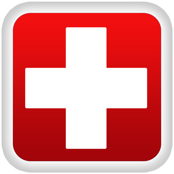 jpg Veterinary medical center . Clipart red x