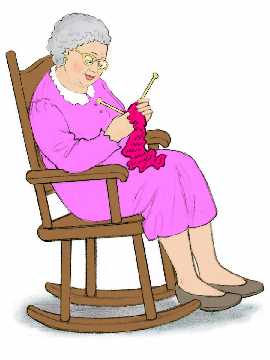 clipart freeuse library Free ladies cliparts download. Woman knitting clipart