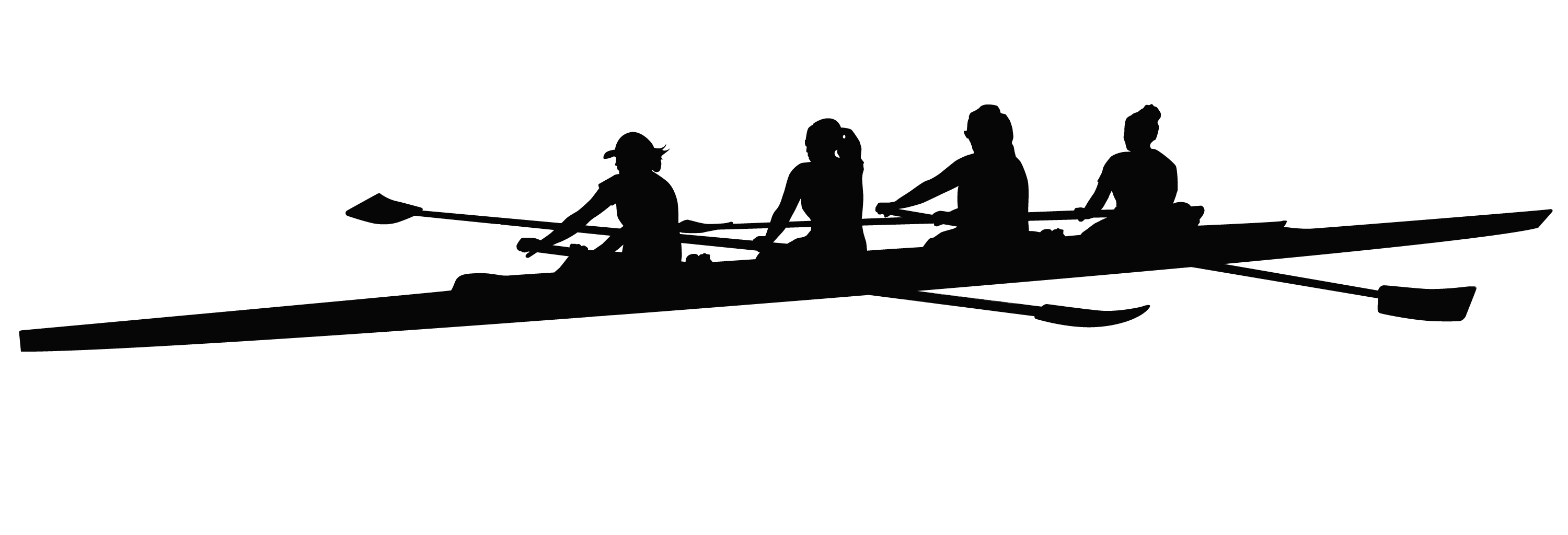 png royalty free stock Silhouette at getdrawings com. Vector boat rowing