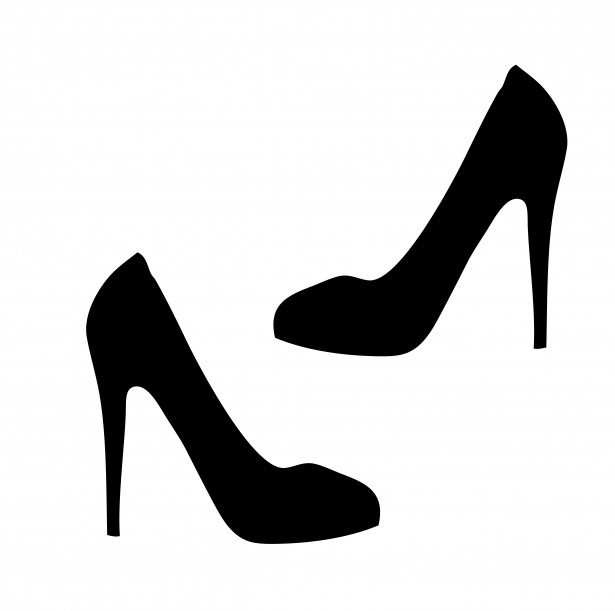 transparent download Free cliparts download clip. Womens shoes clipart