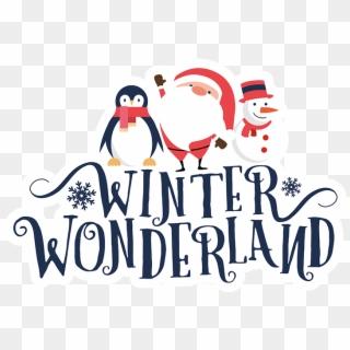 graphic Winter . Wonderland clipart christmas
