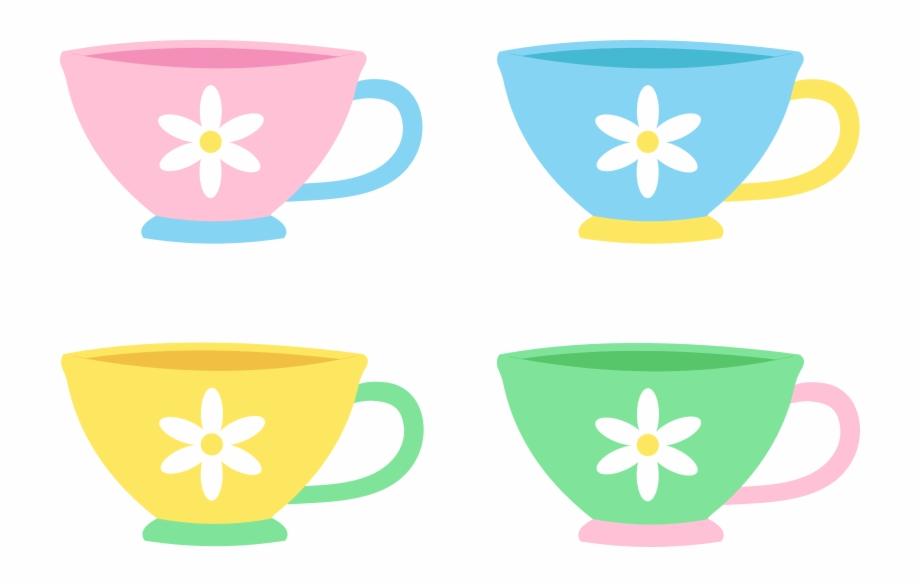 vector transparent download Wonderland clipart teacup. Alice in set of
