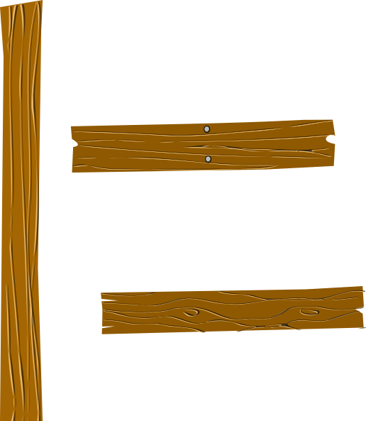 png free stock Wooden clipart. Planks clip art at