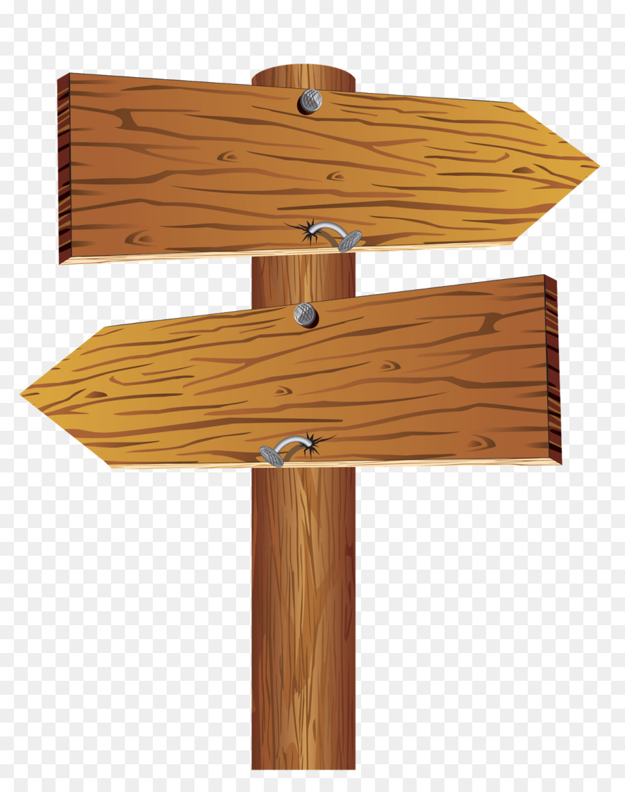 banner royalty free stock Wooden arrow sign clipart. Wood table transparent