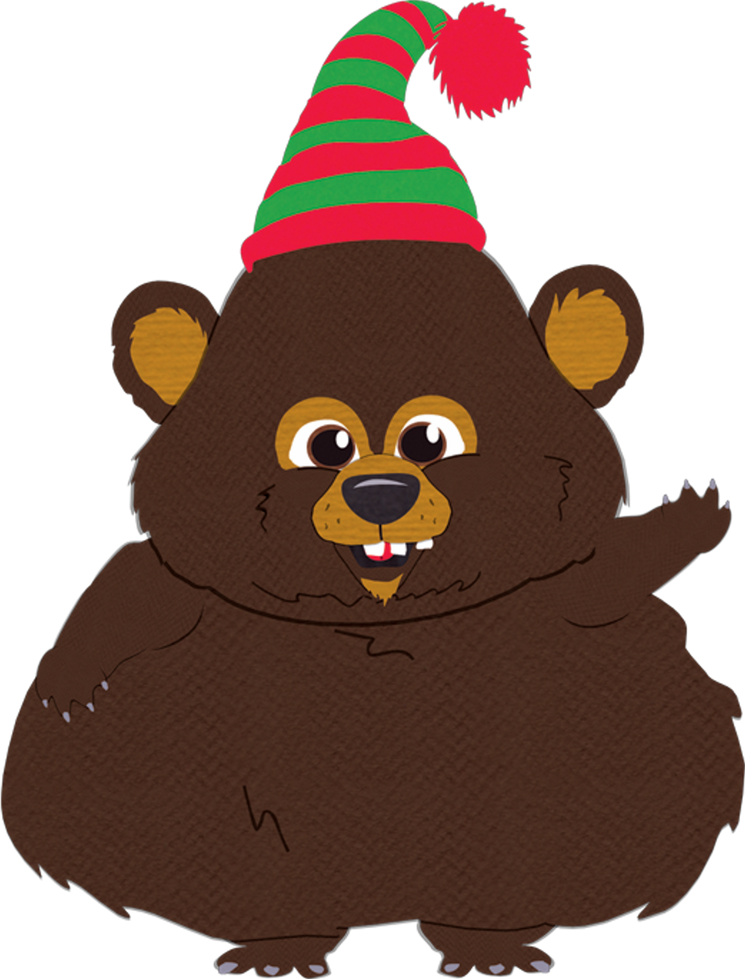 png download Critters south park archives. Woodland bear clipart