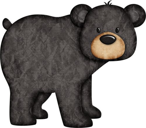 image royalty free Station . Woodland bear clipart