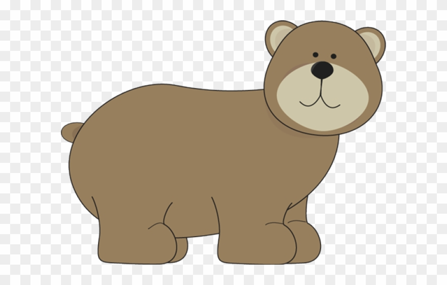 png freeuse Grizzly . Woodland bear clipart