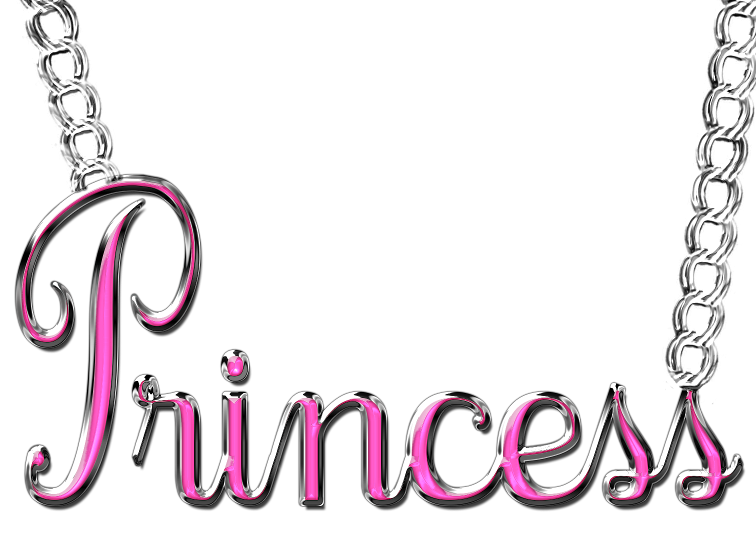 image freeuse library Word Princess Necklace PNG by Princessdawn