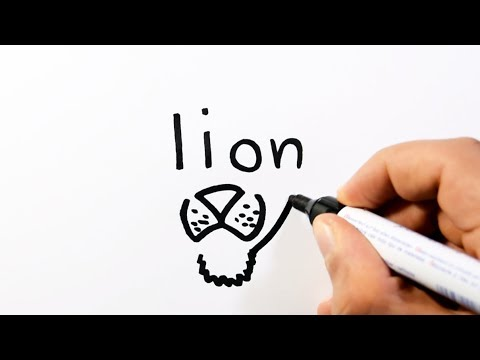 svg transparent Word drawing. How to draw a.