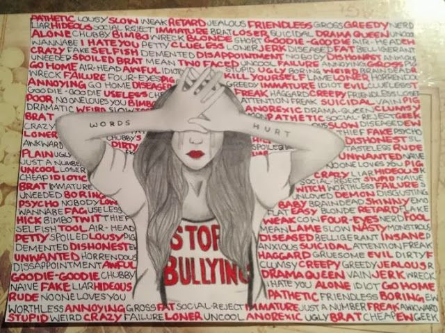 picture transparent Pin on pinterest . Drawing sad bullying