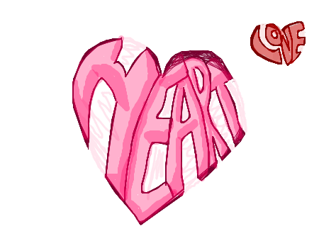 svg royalty free Love Word Drawing at GetDrawings