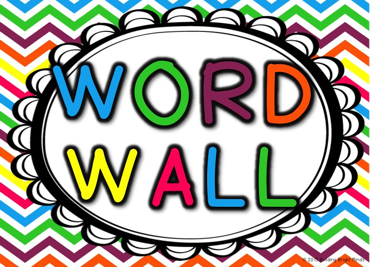 picture library Free cliparts download clip. Word wall clipart
