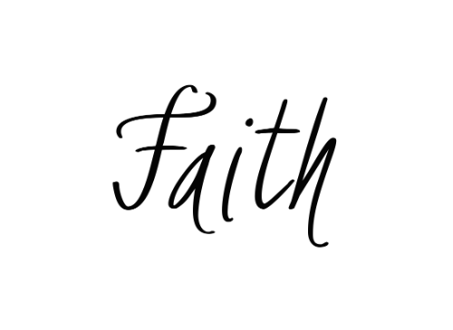 graphic transparent download Faith Tattoo Set