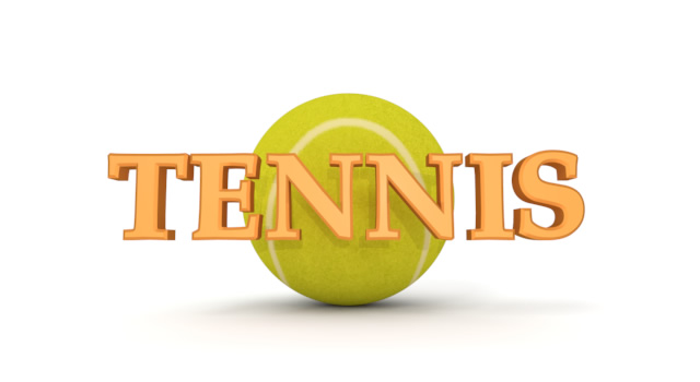 vector download Words clipart tennis. D word illustrations free.