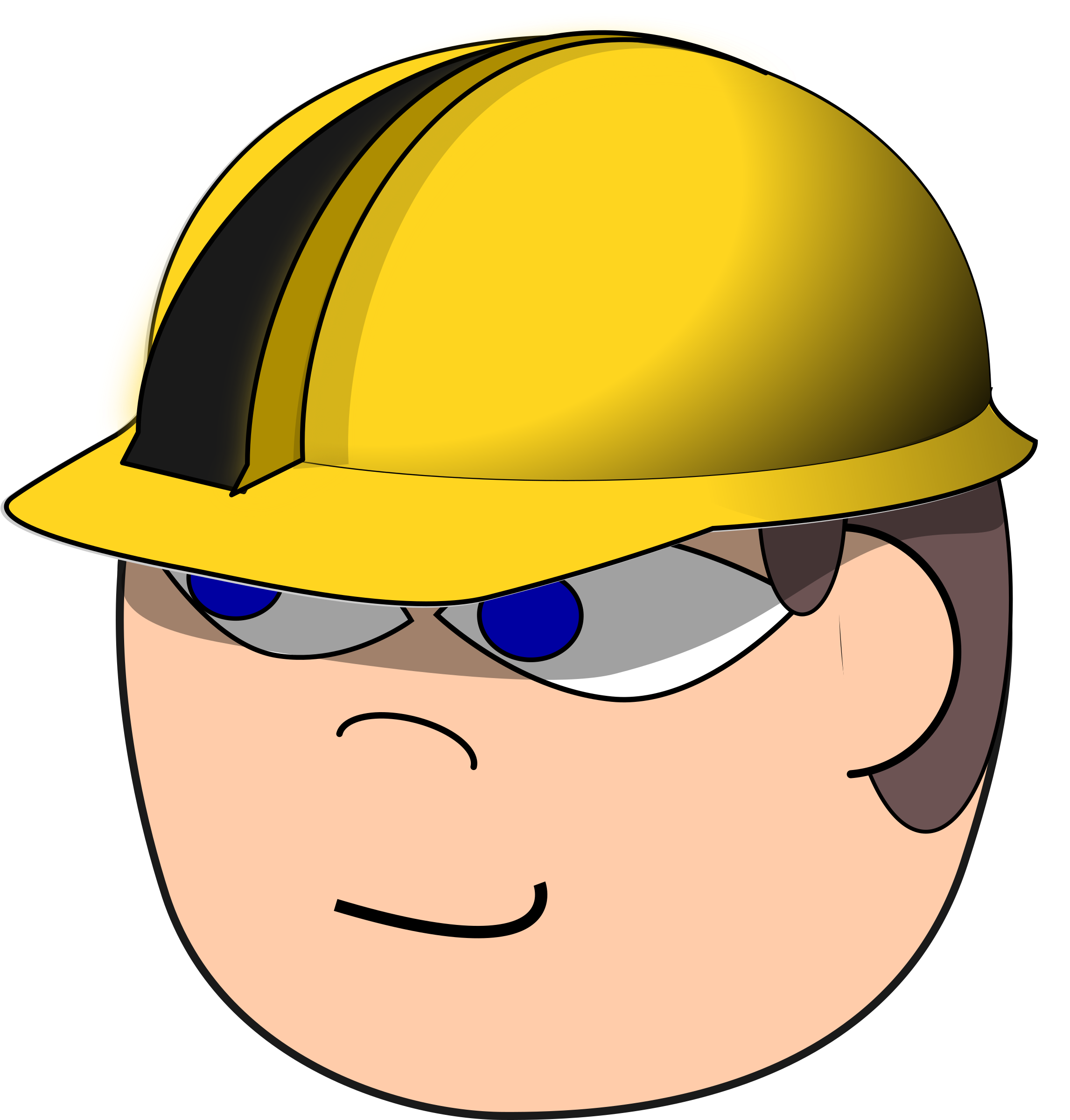 clipart freeuse library Construction worker hat clipart. Big image png.