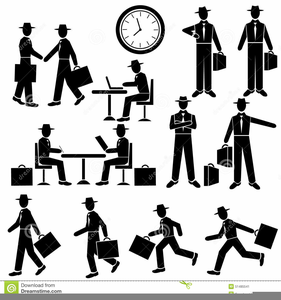 vector black and white download Office free images at. Workers clipart