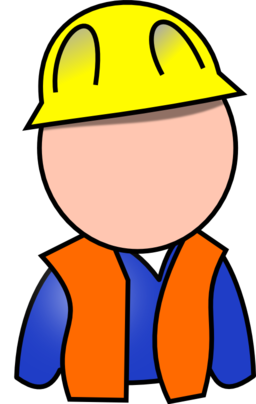 svg freeuse download Free panda images workerclipart. Workers clipart