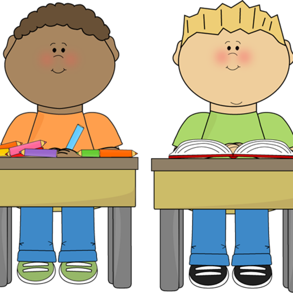 graphic royalty free Student working baby hatenylo. Classroom students clipart