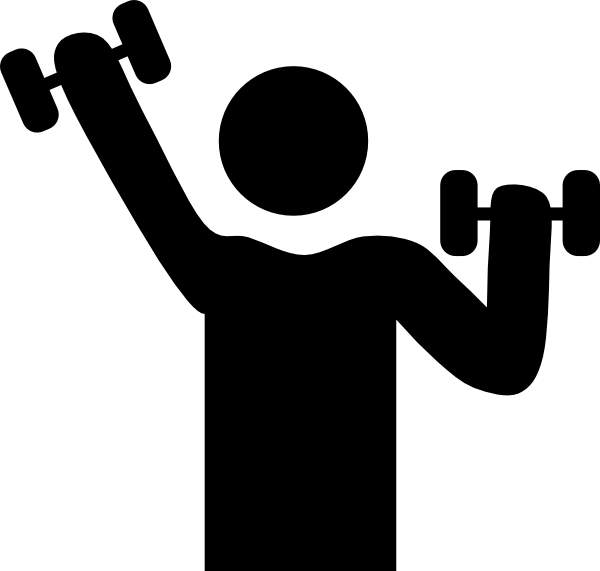 png transparent download Free exercise cliparts download. Workout clipart.