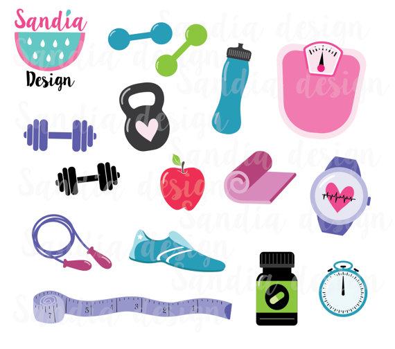 banner transparent download  fitness yoga mat. Workout clipart.