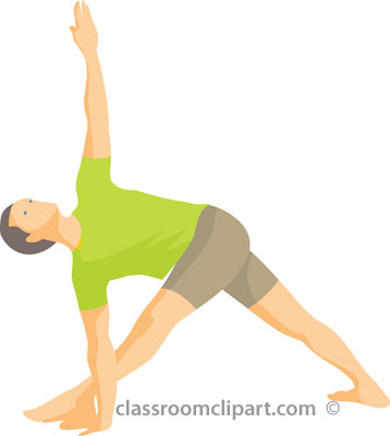 jpg transparent download Exercising . Workout clipart physically