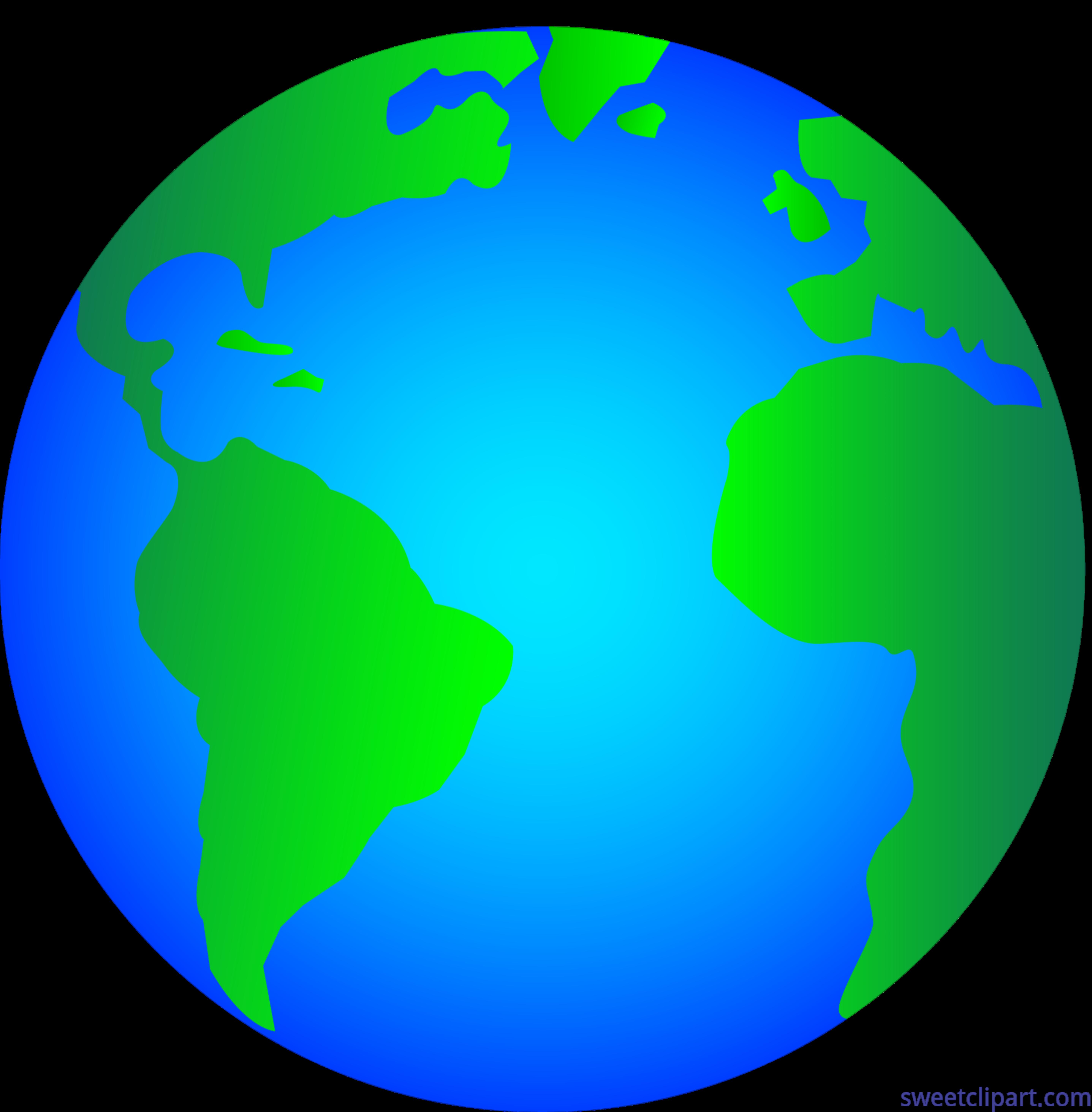 clip black and white library World clipart. Shiny glossy earth logo