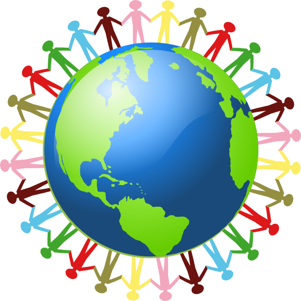 jpg free We Are The World Clipart
