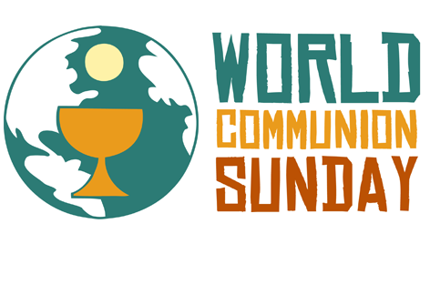 png royalty free library World Communion Sunday Night of Service