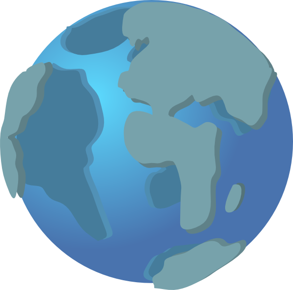 picture library library Globe earth icon clip. World wide web clipart