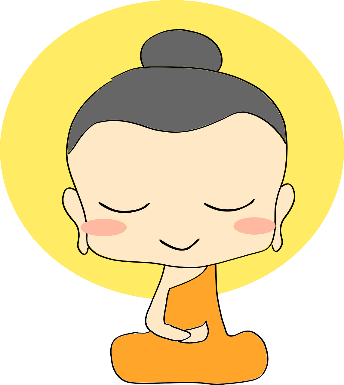 svg transparent download What is mindfulness renaissance. Worry clipart awed