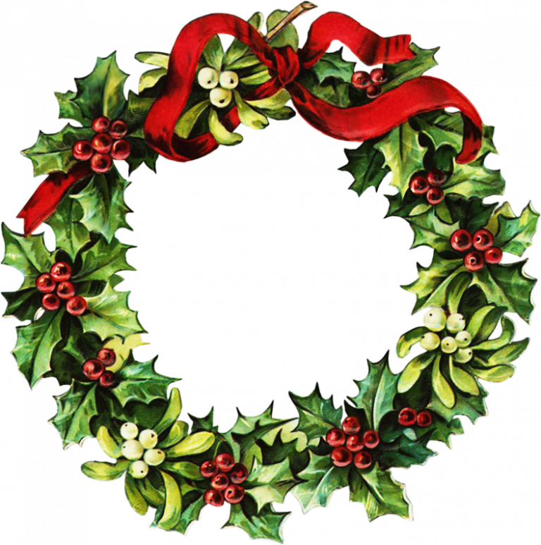 jpg stock Wreath clipart. Christmas clip art wreaths
