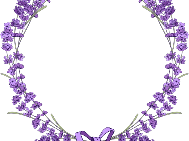 banner stock Cliparts x carwad net. Lavender wreath clipart