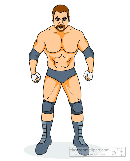 svg freeuse library Cliparts . Wrestler clipart