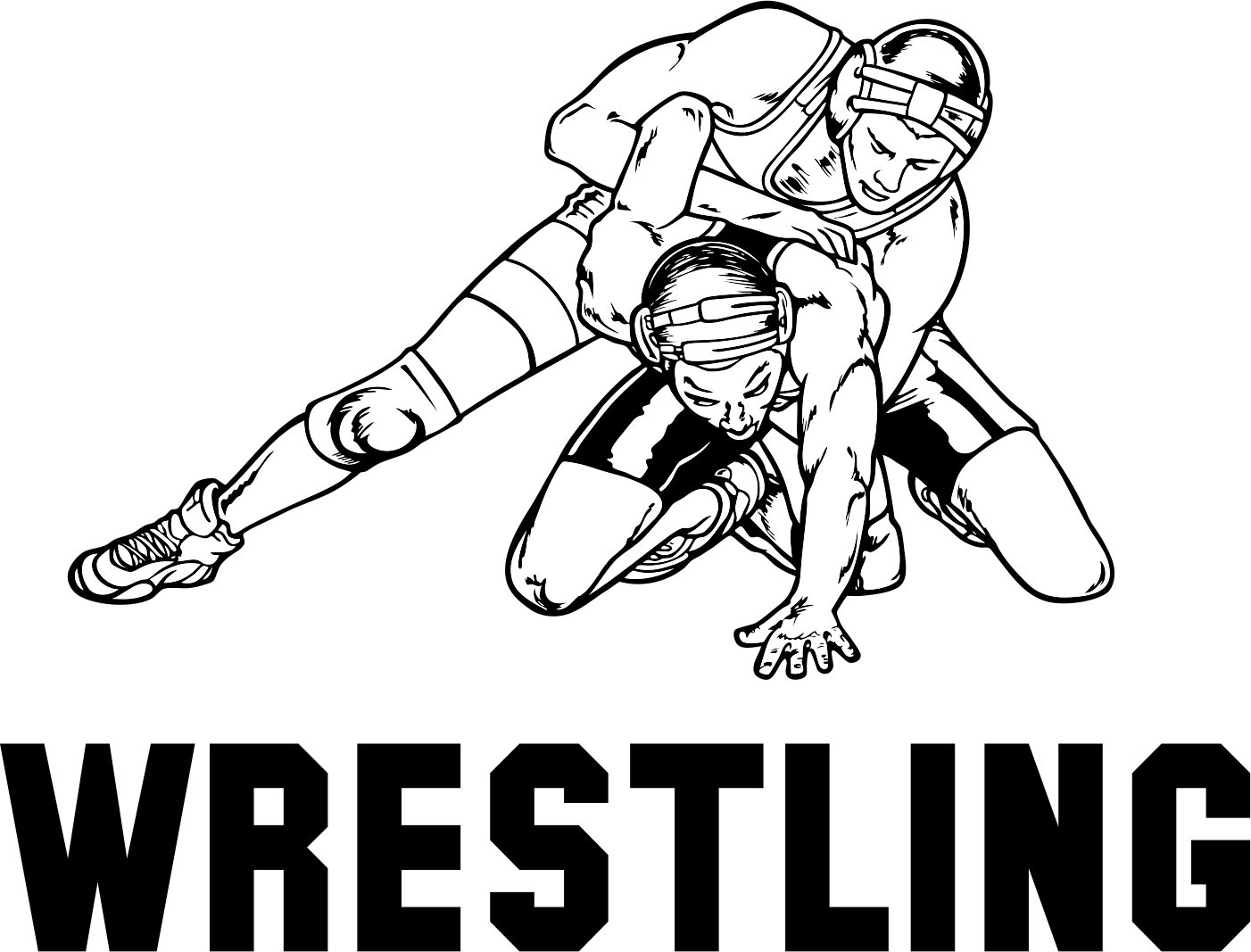 image free download Wrestler clipart high school wrestling.  collection of quality