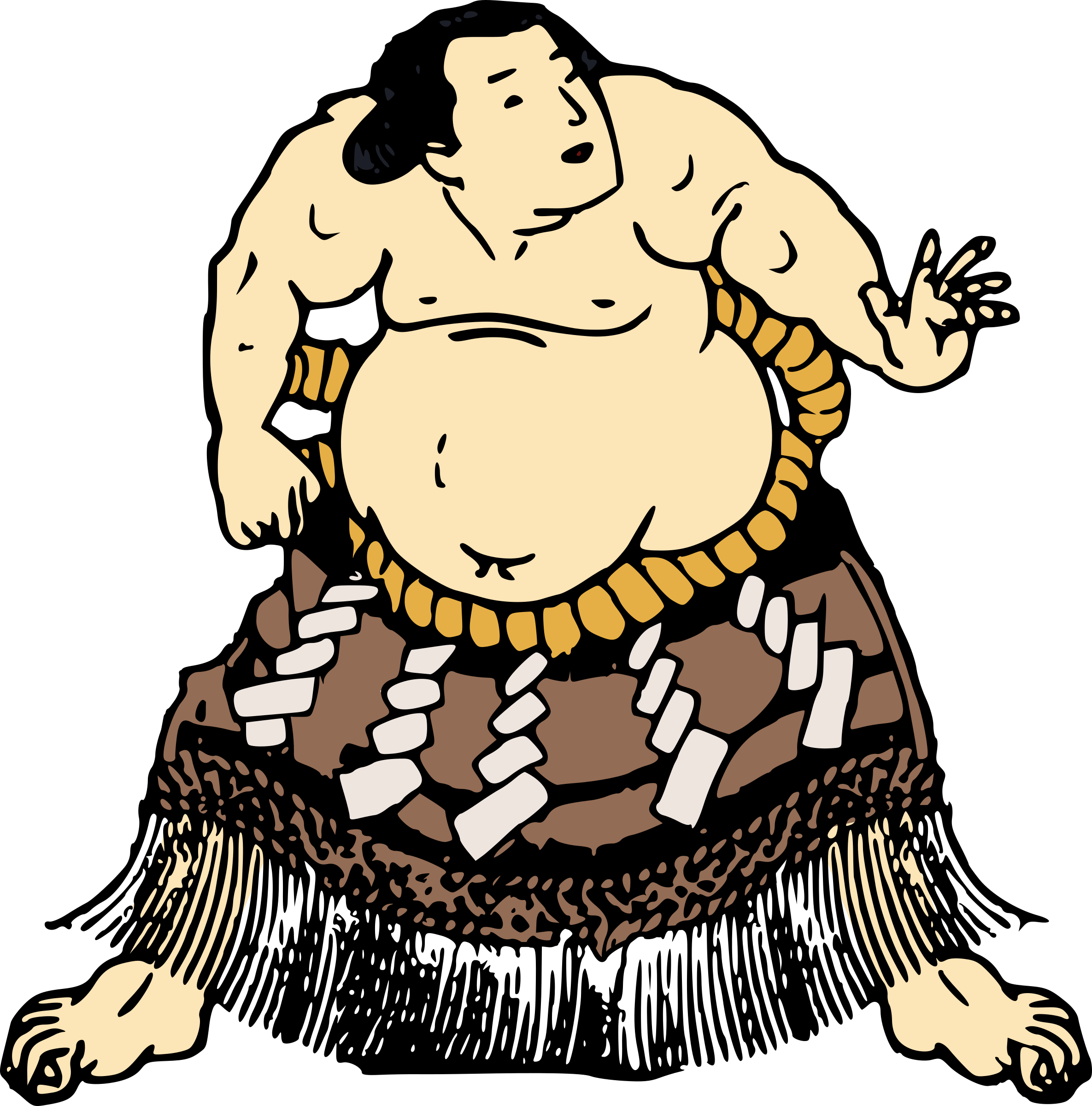 free library Hand out icons png. Wrestler clipart sumo wrestler