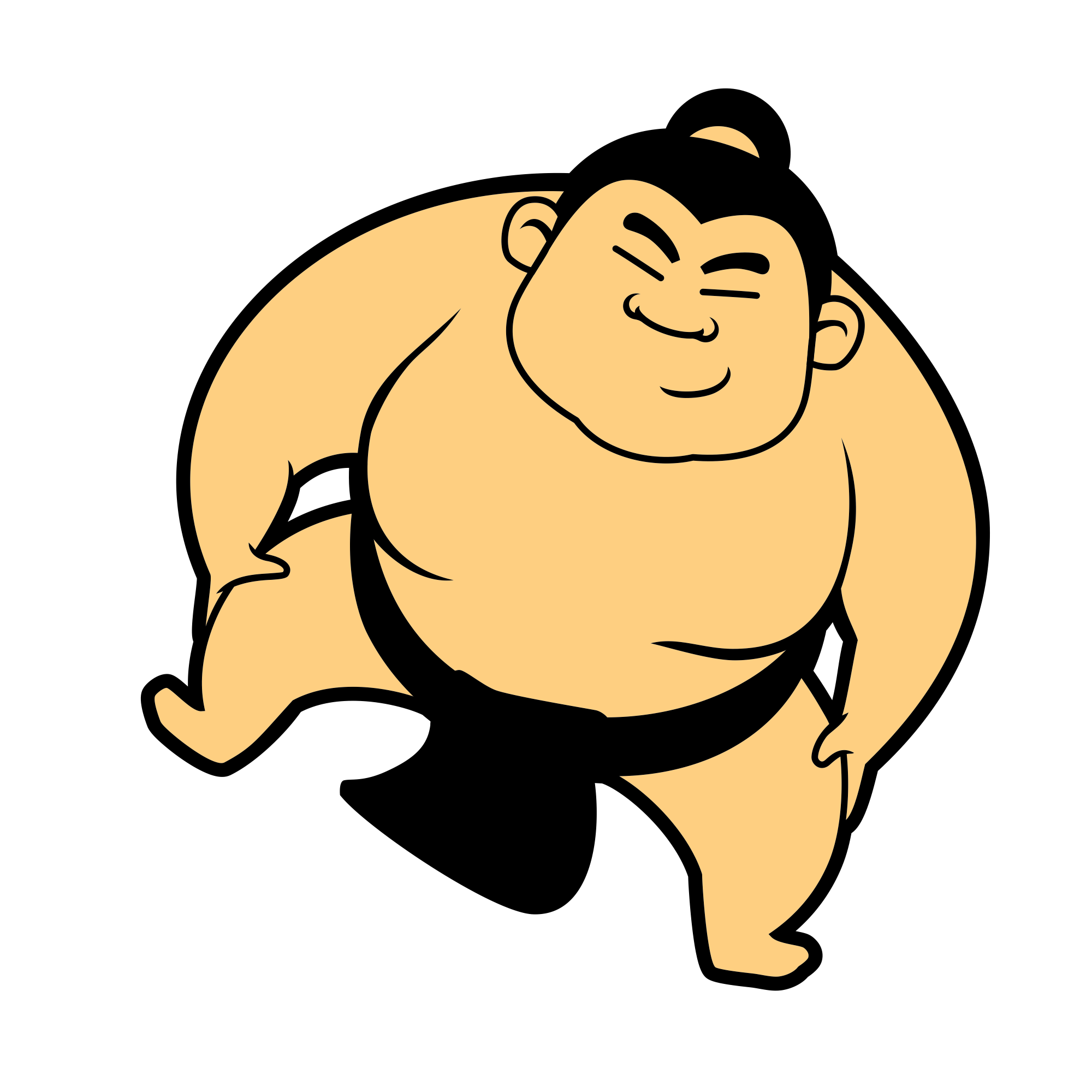 picture library library  collection of high. Wrestler clipart sumo wrestler