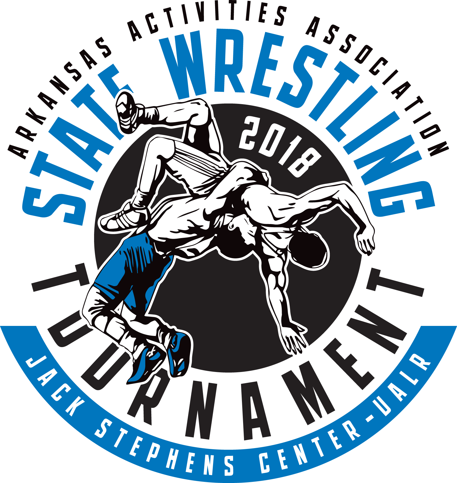 png stock Arkansas state high school. Wrestler clipart wrestling tournament