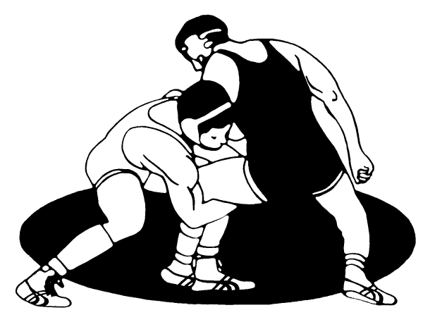 image freeuse library Wrestler clipart youth wrestling. Clip art free download