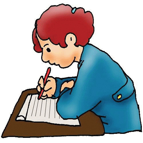 vector library download Panda free images . Person writing clipart