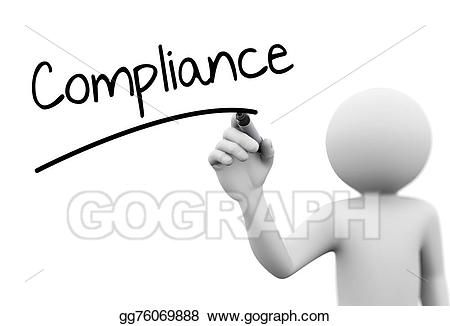 picture royalty free stock Stock illustration d person. Writer clipart adherence