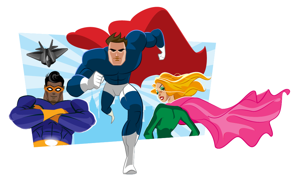 clip freeuse library Writer clipart creative writing. Superhero adventures young writers