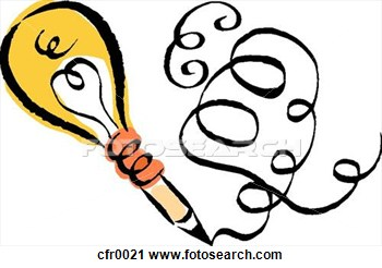 royalty free stock Writer clipart creativity. Creative writing clip art