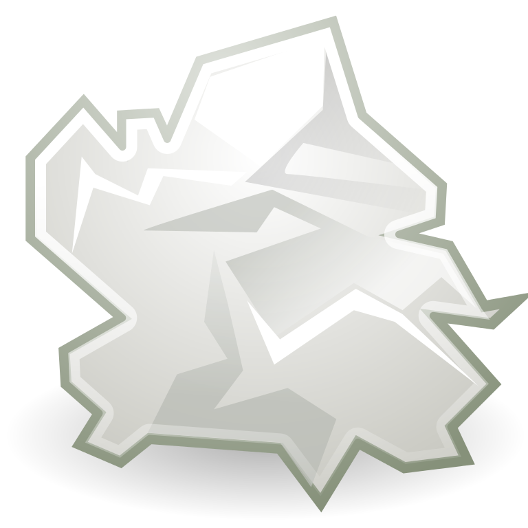 image freeuse Writer clipart crumpled paper.  collection of png